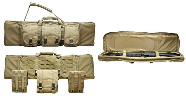 "Condor Rifle Case  coyote M128 42"" 1"