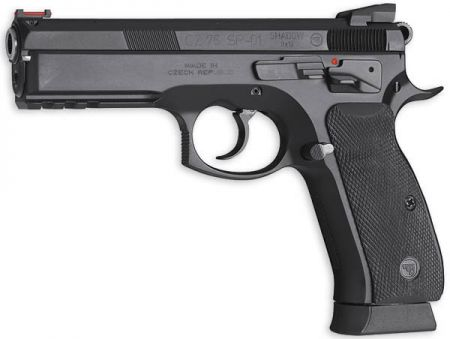 CZ 75 SP-01 Shadow 9mmPara 1
