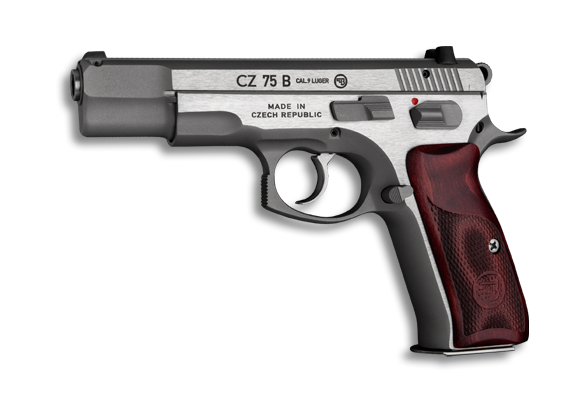 CZ75B New Edition 9mm Para 1