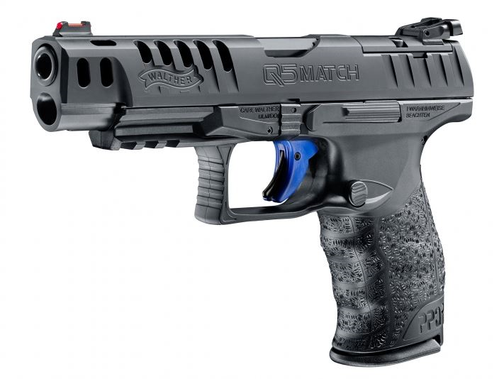 Featured Walther Q5 Match 9mm Para