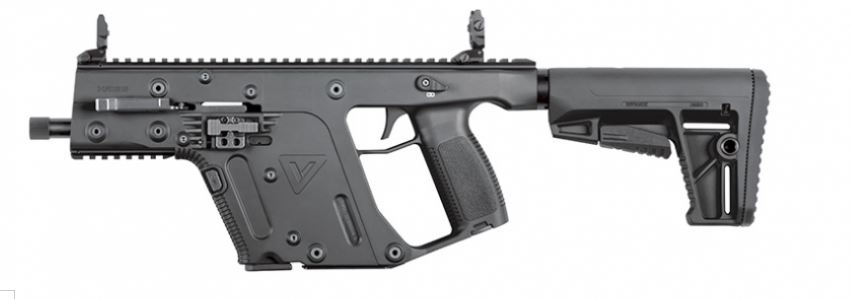 Featured Kriss Vector Gen2 SBR 45ACP