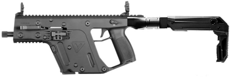 Featured Kriss Vector SDP G2 45ACP 5.5""