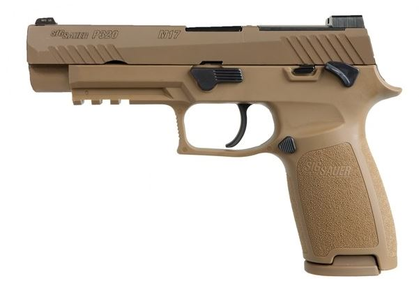 Featured SIG Sauer M17