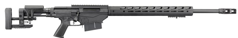 Featured Ruger Precision Rifle .338LM 26""