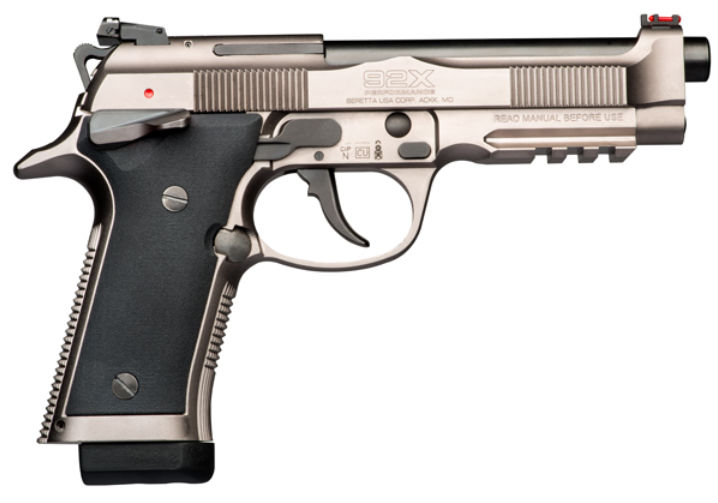Featured Beretta 92X Performance Production 9mmPara